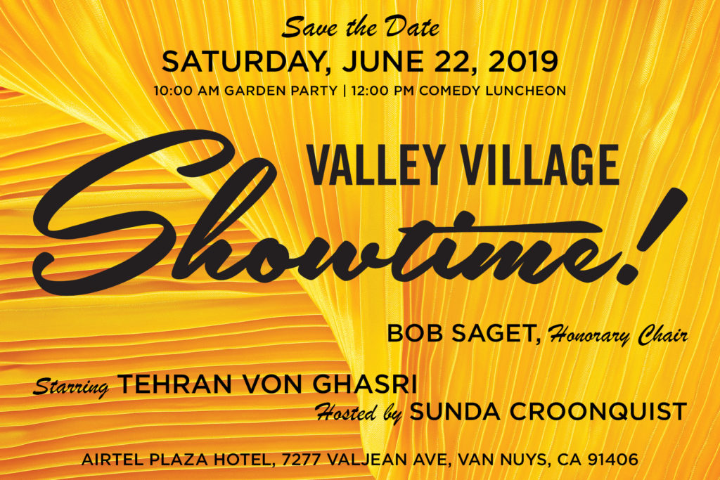 Showtime! is Saturday, June 22, 2019 at the Airtel Plaza Hotel starring Tehran von Ghasri