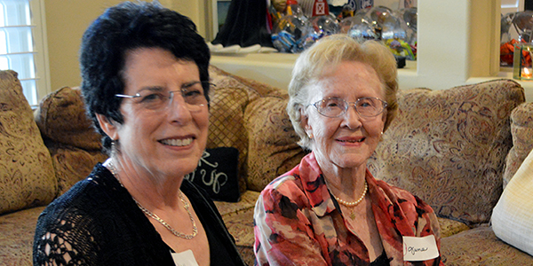 Kitty and June, Legacy Group Members