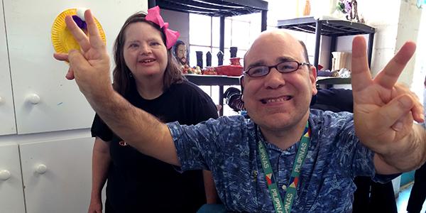 Susie and Eddie